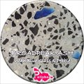 Broadpeak Ash with Blue Glass & Pebble Seed